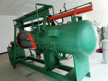 Fully Automatic Horizontal Pressure Leaf Filter With Hydraulic Control