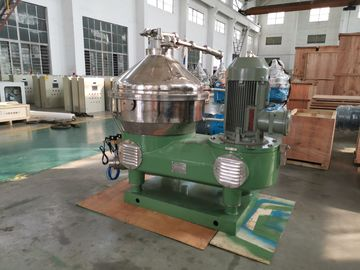Bowl Type Industrial Oil Separator Machine For Vegetable Oil Refining